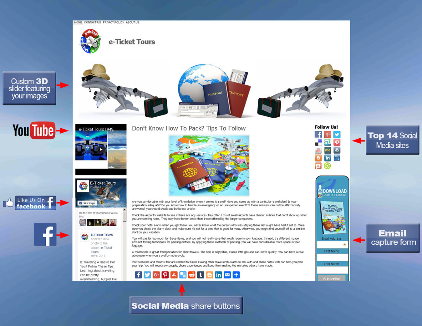 wordpress-blog-with-labels-travel-agency