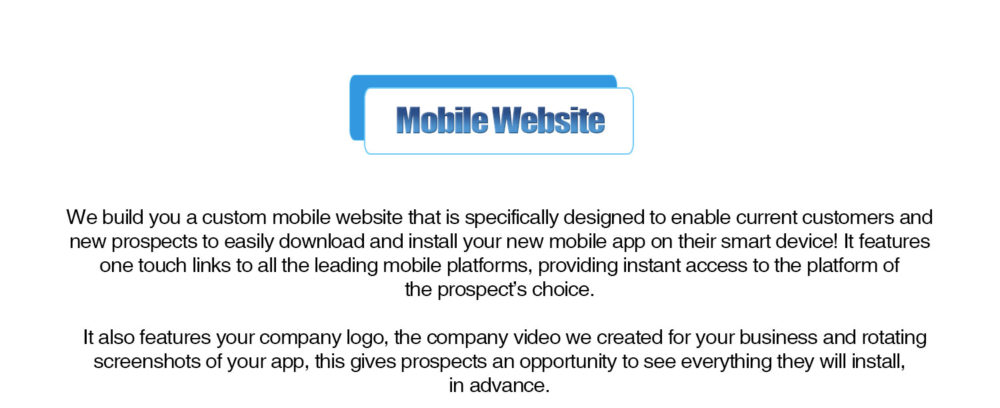mobile-website