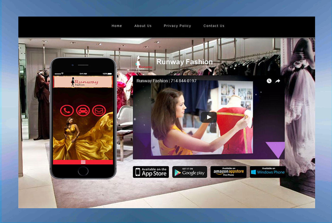 mobile-website-fashion