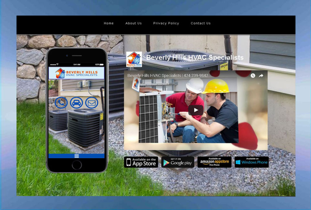 mobile-website-hvac