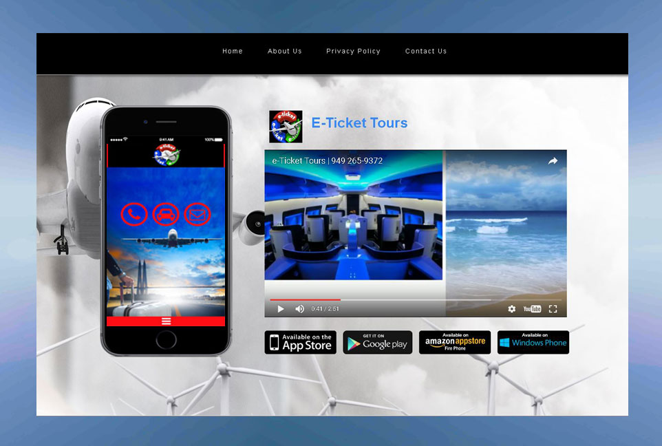 mobile-website-travel