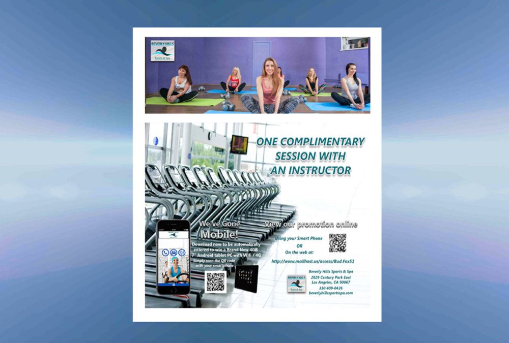 monthly-email-promo-template-fitness-center