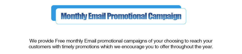 monthly-email-promotional-campaign