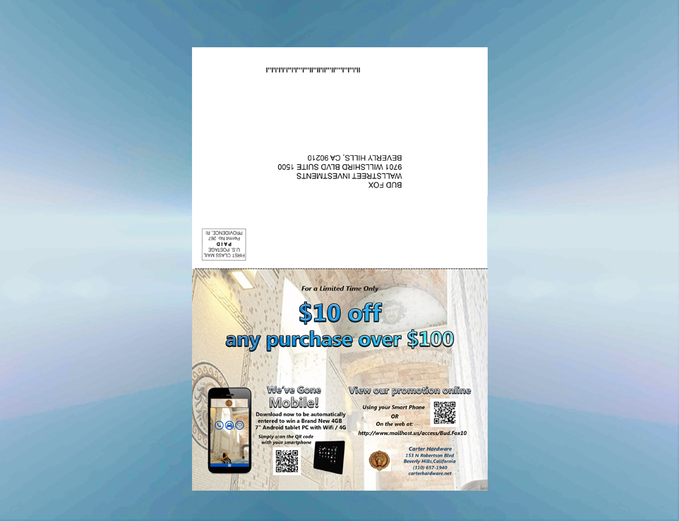 monthly-email-promotional-campaign-page