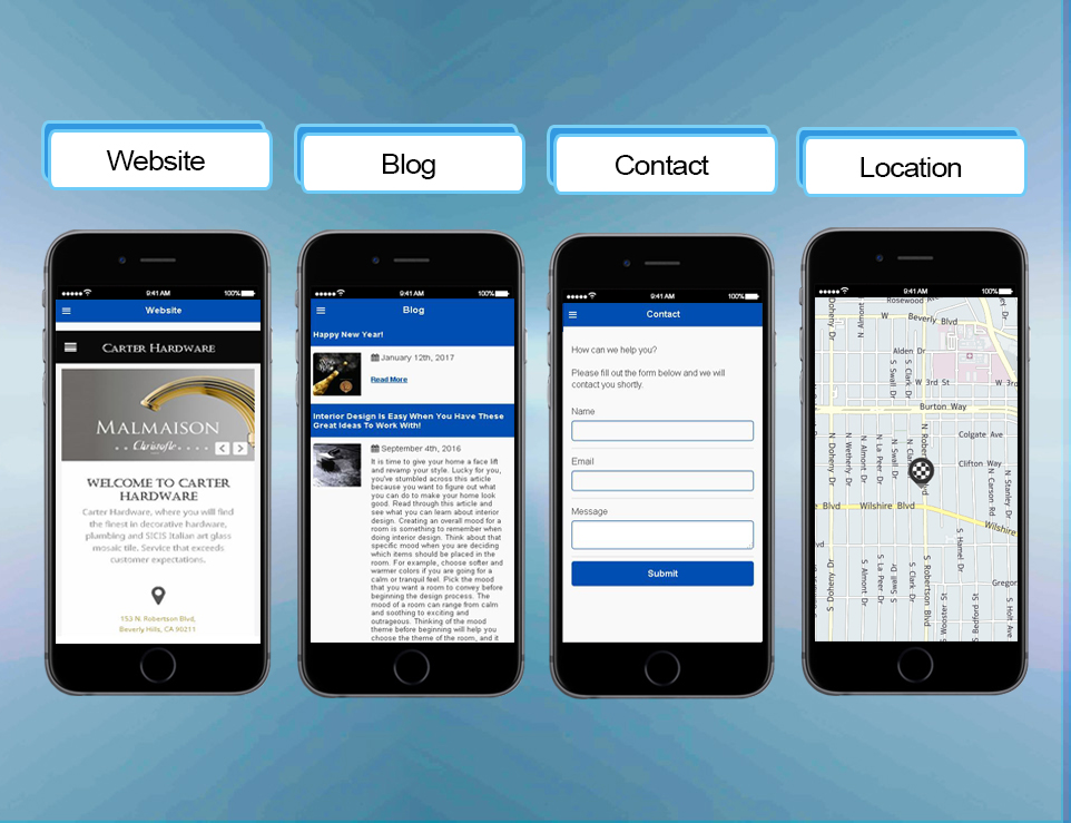 website-page-copy